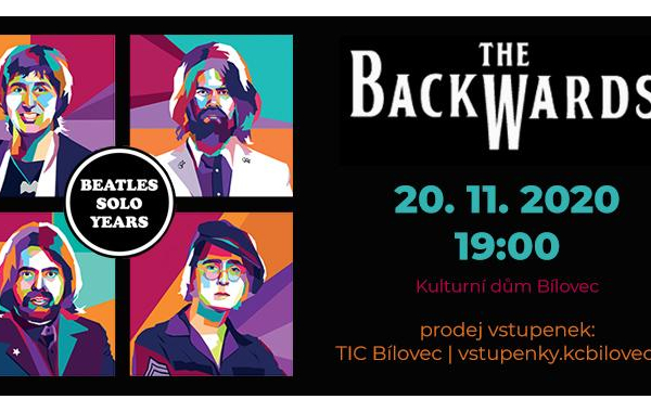 The Backwards: World Beatles Show v programu BEATLES SOLO YEARS